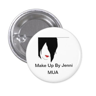 Make Up By Jenni Badge Buttons