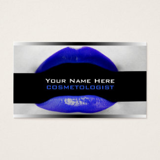 Make Up Cosmetics  Business Cards
