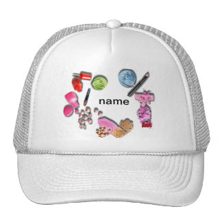 Make Up Girl  customize cosmetics Trucker Hat