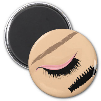 Make up model magnet