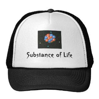 make up of an atom jpeg, Substance of Life Trucker Hat