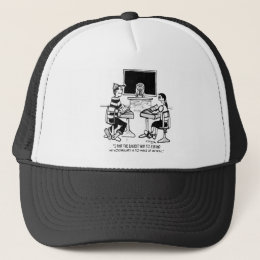 Make Up Words to Expand Vocabulary Trucker Hat