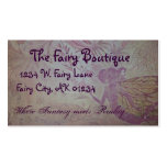Make ur own fairy card business cards