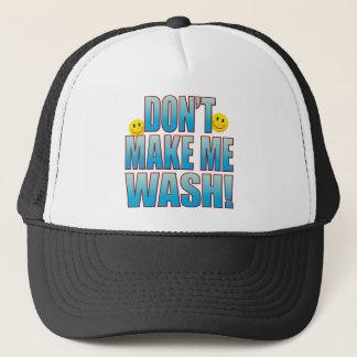 Make Wash Life B Trucker Hat