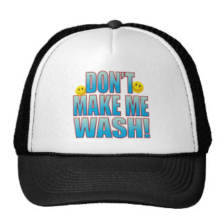 Make Wash Life B Trucker Hat
