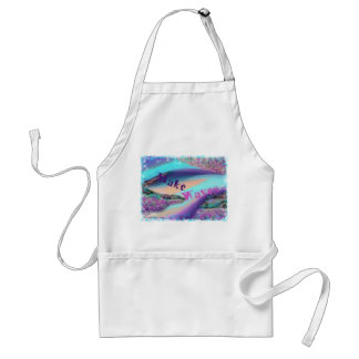 make waves adult apron