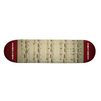 Make Waves Magnum Opus Skateboard