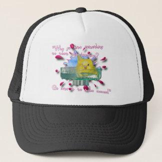 Make Waves Trucker Hat