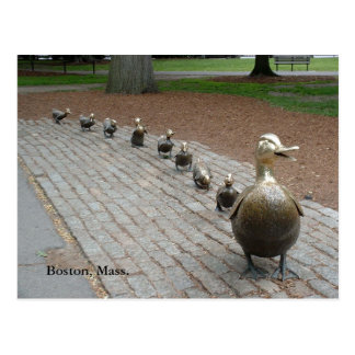 Make Way for Ducklings! Postcards