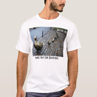 Make Way For Ducklings! T-Shirt
