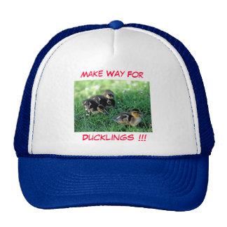 Make Way For Ducklings!!! Trucker Hat