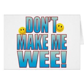Make Wee Life B Card