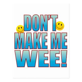Make Wee Life B Postcard