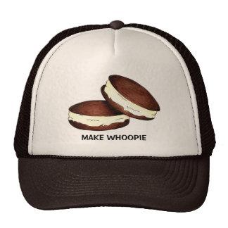 Make Whoopie Trucker Hat
