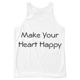 Make Your Heart Happy Tank Top
