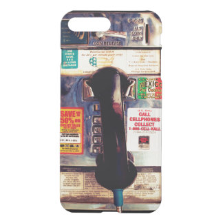 Make Your iPhone Look Like An Old Pay Phone iPhone 8 Plus/7 Plus Case