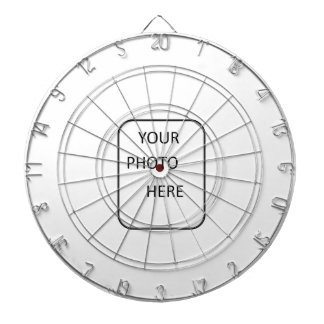 Make Your One Of A Kind Dart Board