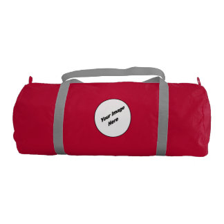 Make Your One Of A Kind Duffle Gym Bag