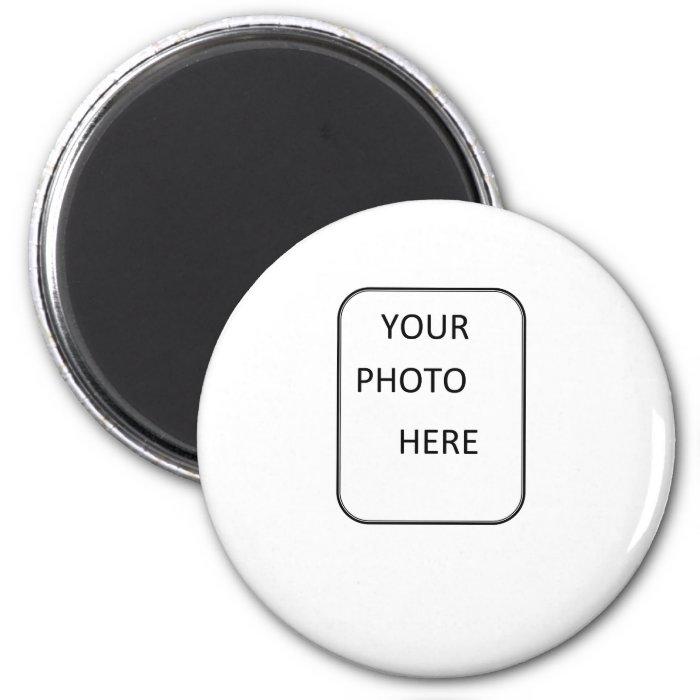 Make Your One Of A Kind Fridge Magnet
