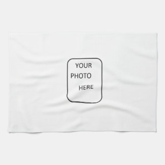 Make Your One Of A Kind Kitchen Towel