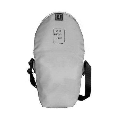 Make Your One Of A Kind Messenger Bag