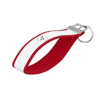Make Your One Of A Kind Wrist Keychain