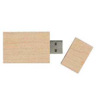 Make Your Own 16GB USB 2.0 Maple Wood Flash Drive Wood USB 2.0 Flash Drive