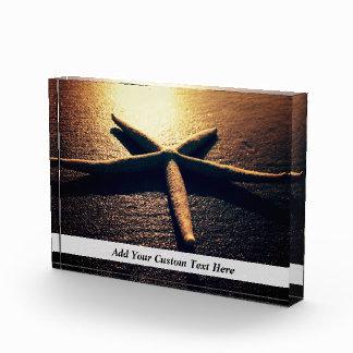 Make your own acrylic photo block Custom gift idea
