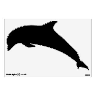 Make Your Own Animals Jumping Dolphin Wall Decal