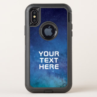 Make Your Own Astrophysics OtterBox Defender iPhone X Case
