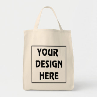 Make Your Own Canvas Bag