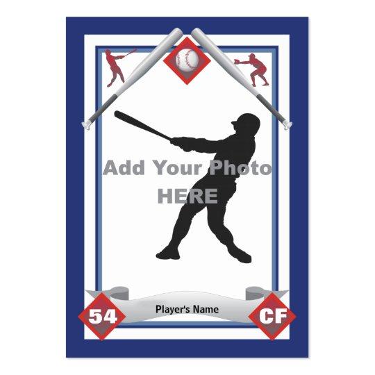 Make Your Own Baseball Card