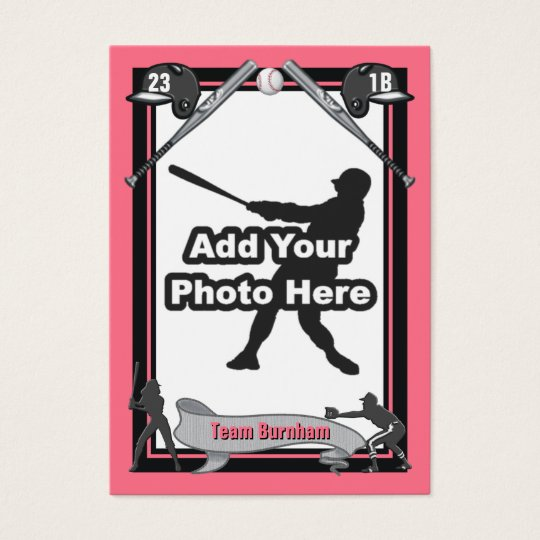daed68346c6d Make Your Own Baseball Card