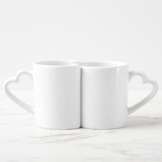 Make Your Own BFF or Lovers' Mugs