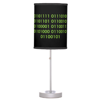 Make your own Binary Lamp