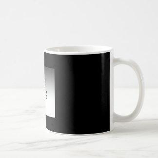 MAKE YOUR OWN BLACK CLASSIC WHITE COFFEE MUG