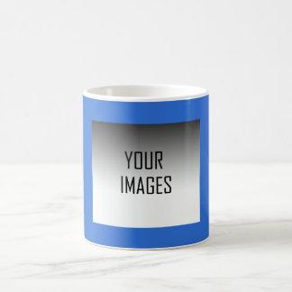 MAKE YOUR OWN BLUE - photos Coffee Mug