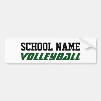 Make your own Bumper Stickers- High School Sports Bumper Sticker