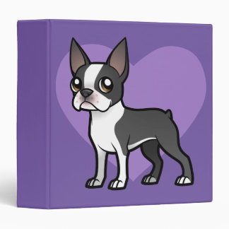 Make Your Own Cartoon Pet 3 Ring Binder