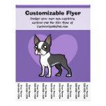 "Make Your Own Cartoon Pet 8.5"" X 11"" Flyer"
