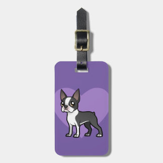 Make Your Own Cartoon Pet Bag Tag