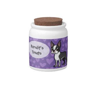Make Your Own Cartoon Pet Candy Jar