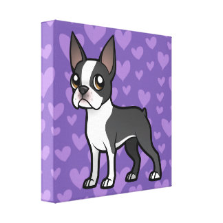 Make Your Own Cartoon Pet Canvas Print