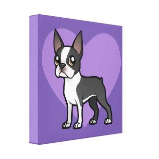Make Your Own Cartoon Pet Canvas Print