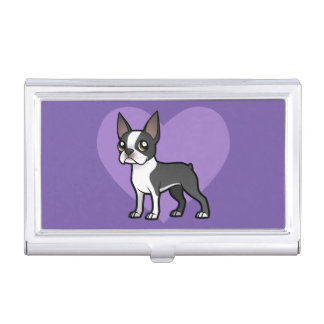 Make Your Own Cartoon Pet Case For Business Cards