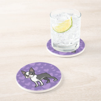 Make Your Own Cartoon Pet Coasters