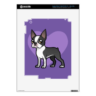 Make Your Own Cartoon Pet Decal For iPad 3