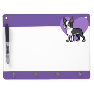 Make Your Own Cartoon Pet Dry Erase Board With Keychain Holder