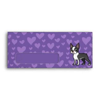 Make Your Own Cartoon Pet Envelope