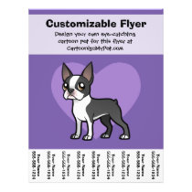 Make Your Own Cartoon Pet Flyer